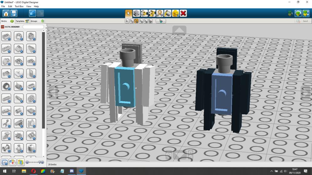 Customs de LeaderOptimus : le côté Lego - Page 5 Unknown
