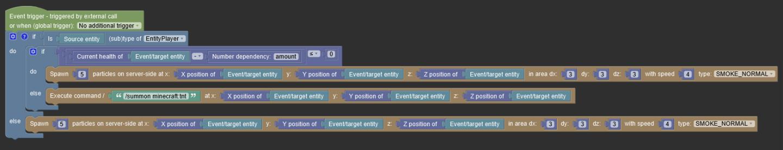 Screenshot of my code.