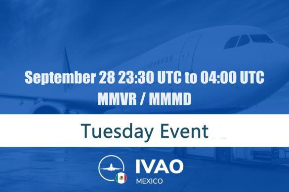 [MX] Tuesday Event