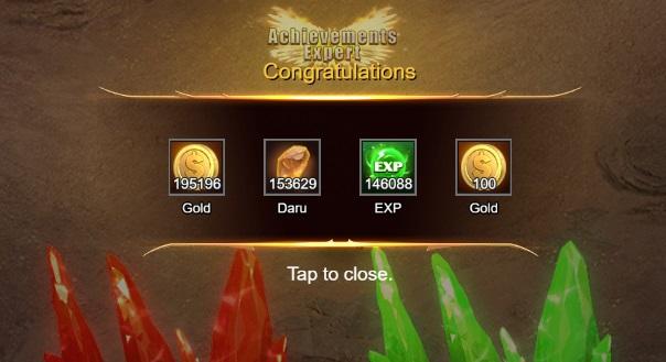 BS rewards