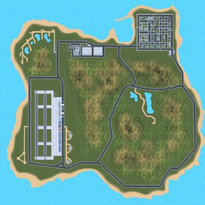 Wyndham island
