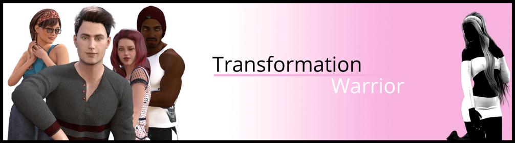 Transformation Warrior Banner