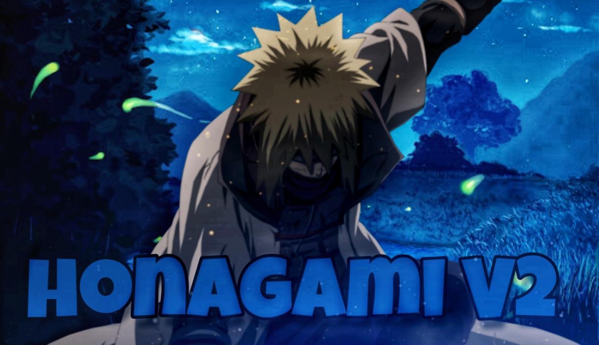 Honagami - Serveur Discord
