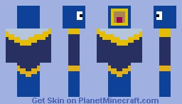 OceanFqsh ~ sf counterattack Minecraft Skin