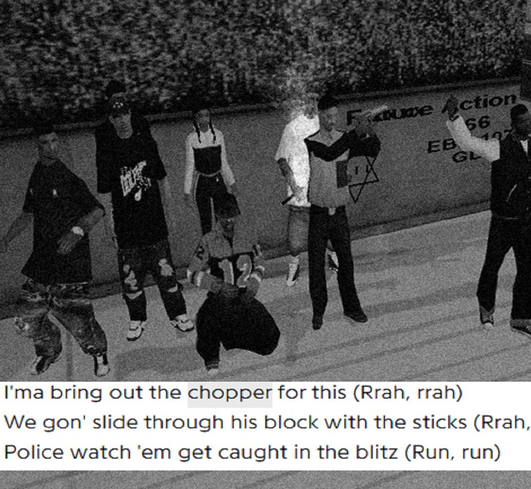 (FE) 107th Black Denver Lane ✡️ (Black disciple set) - Page 4 1