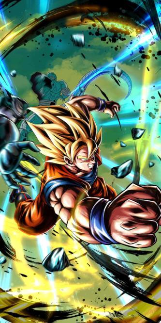 Dragon Ball Legends Super Saiyan Son Goku