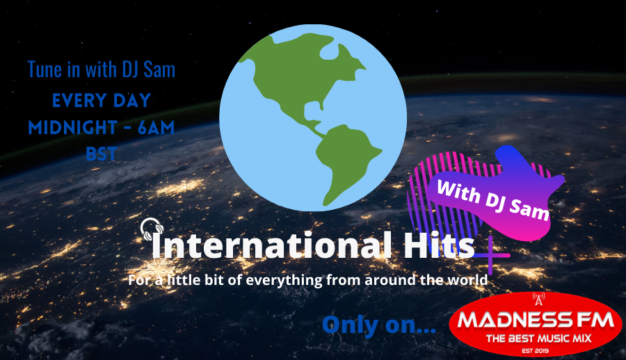 International Hits with DJ Sam