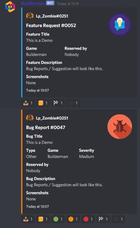 Suggestion/Bug Report in todo queue