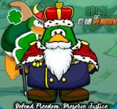 A picture of King Mondo's ACP uniform!