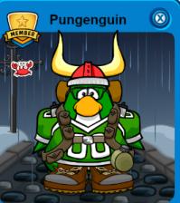 Pungu's current ACP uniform
