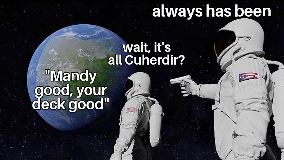 Everything is Cuherdir