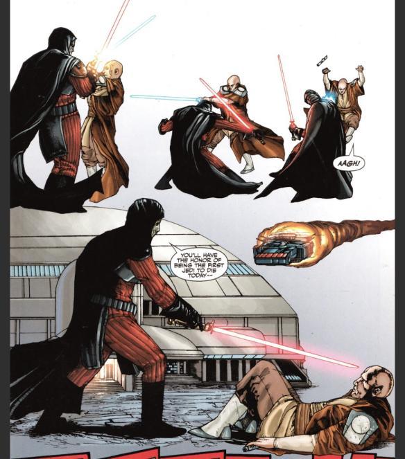 Stomper Showdown R2 #1 - Darth Angral (Darth Plagueis the Wise) VS ROTJ! Mara Jade (LT Page) IMG_3948