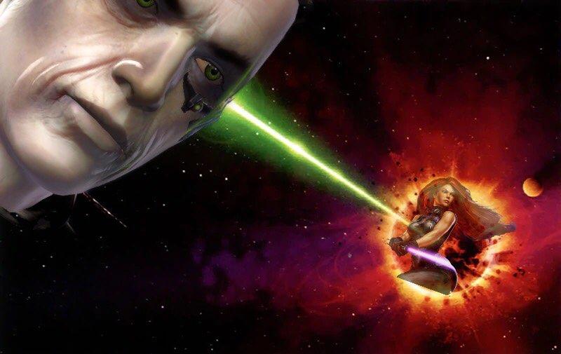 Stomper Showdown R2 #1 - Darth Angral (Darth Plagueis the Wise) VS ROTJ! Mara Jade (LT Page) AngralGod