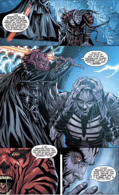 Stomper Showdown R4 #2 - Darth Angral (Darth Plagueis the Wise) vs K'kruhk (AaylaSecuraFan) Image1