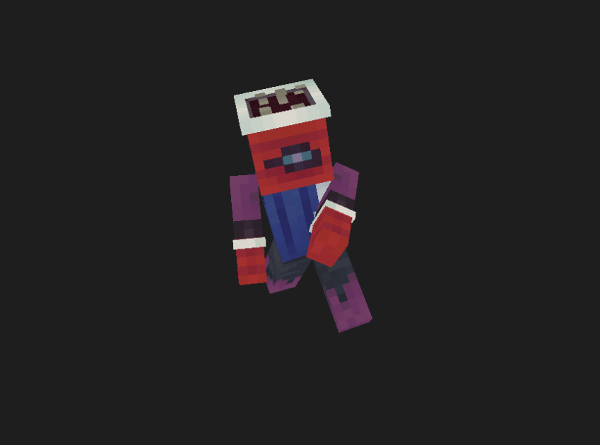 I Think Something Is In My Drink.. Minecraft Skin