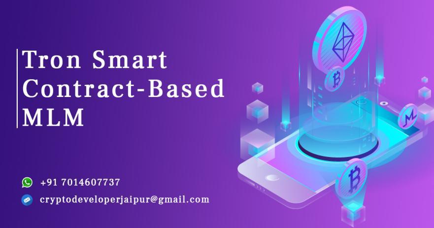 Tron Smart Contract MLM Development