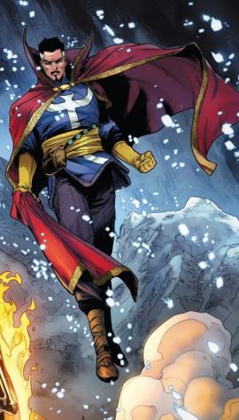 Doctor Stephen Strange   Sorcerer Supreme   Marvel Comics Minecraft Skin
