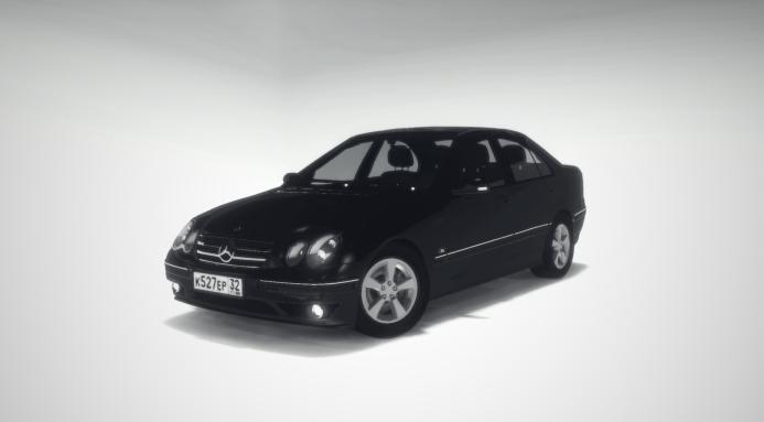 Mercedes C Class W203