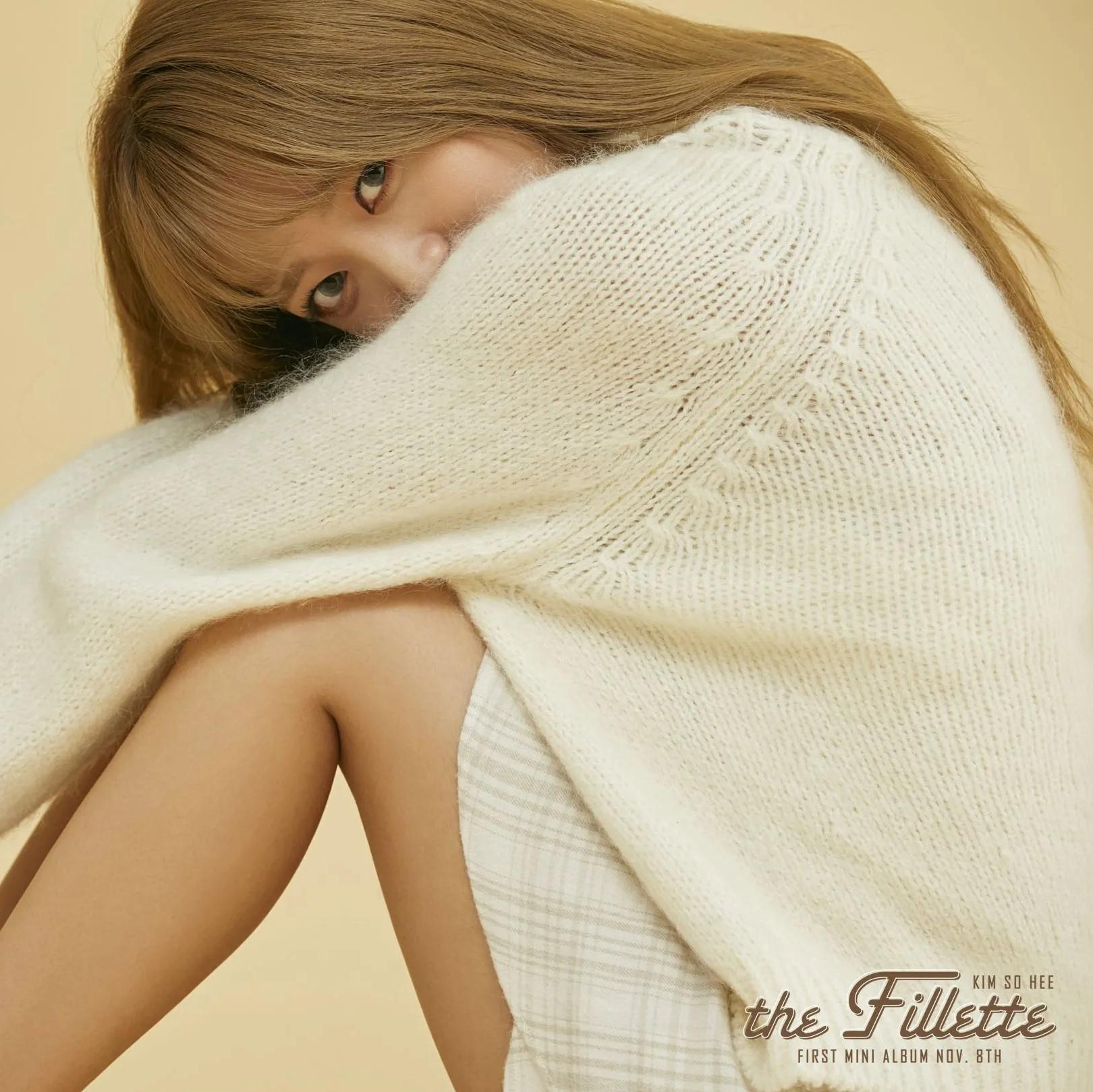The Fillette - Kim So Hee