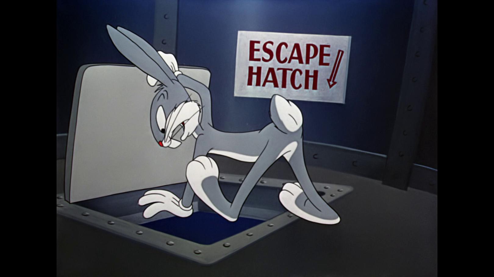 His Hare Raising Tale
