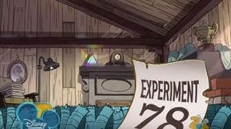 Gravity Falls – Deney 78 Teorileri