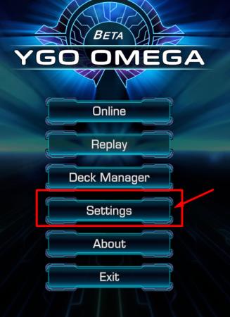 حل جميع مشاكل لعبة يوغي يو أوميغا Unknown