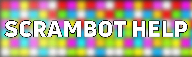 Scrambot Logo
