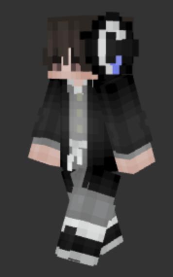 Crane Minecraft Skin