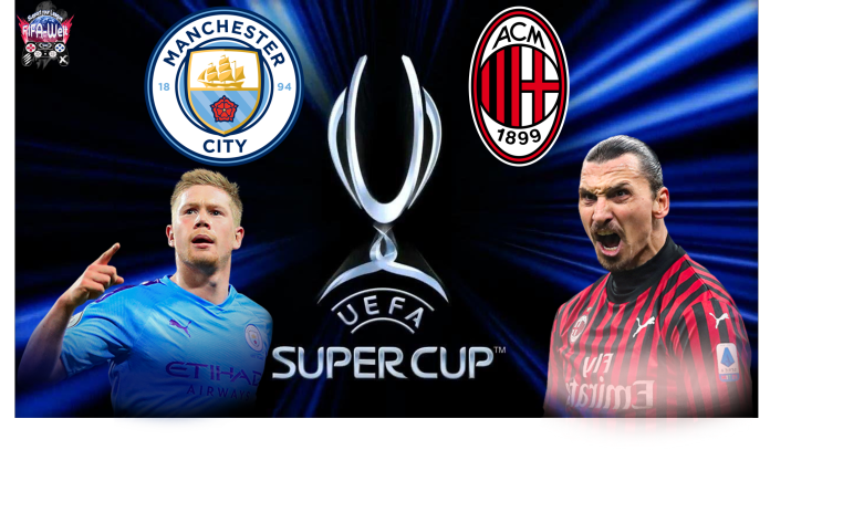 FINALE UEFA SUPER CUP