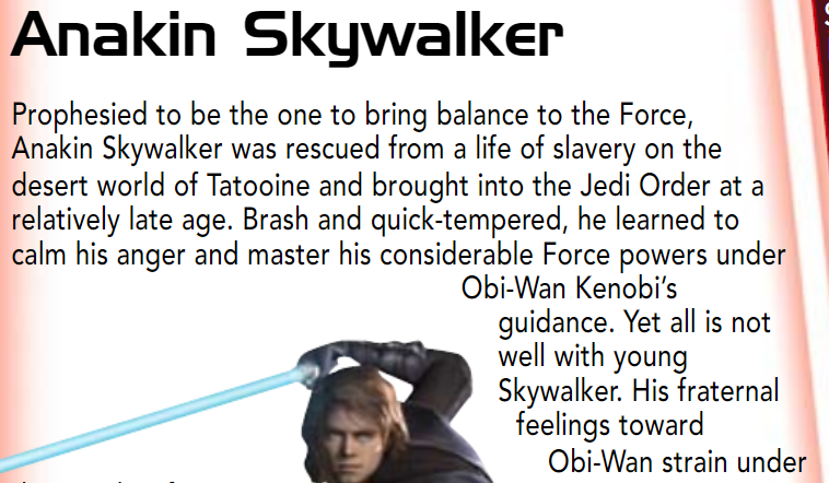 How Powerful is Anakin Skywalker | Anakin Skywalker The Ultimate Respect Thread (2021) 2802780842587cc5fe749c90657fde59