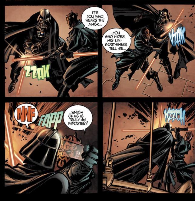 Stomper Showdown R2 #1 - Darth Angral (Darth Plagueis the Wise) VS ROTJ! Mara Jade (LT Page) Image0