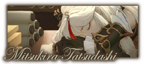 The Gladius Masterpiece Exchange Mitsu