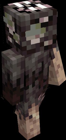 Horrific Thing Minecraft Skin