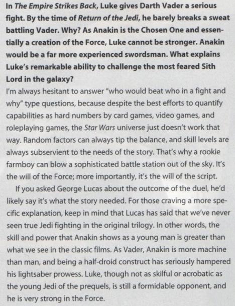 How Powerful is Anakin Skywalker | Anakin Skywalker The Ultimate Respect Thread (2021) Esb11
