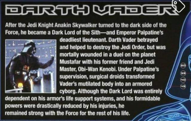 How Powerful is Anakin Skywalker | Anakin Skywalker The Ultimate Respect Thread (2021) Darth_10
