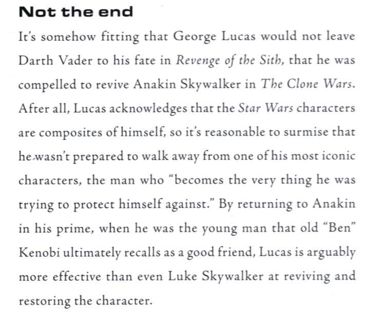How Powerful is Anakin Skywalker | Anakin Skywalker The Ultimate Respect Thread (2021) Screenshot_20200120-064915_ComicScreen-1