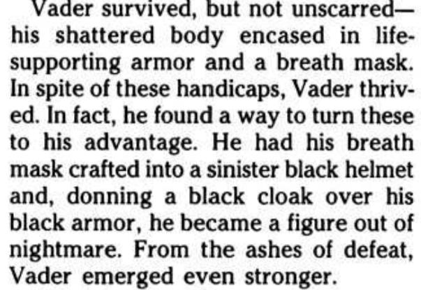How Powerful is Anakin Skywalker | Anakin Skywalker The Ultimate Respect Thread (2021) Vader2Bis2Bstronger2Bthan2BAnakin2B2