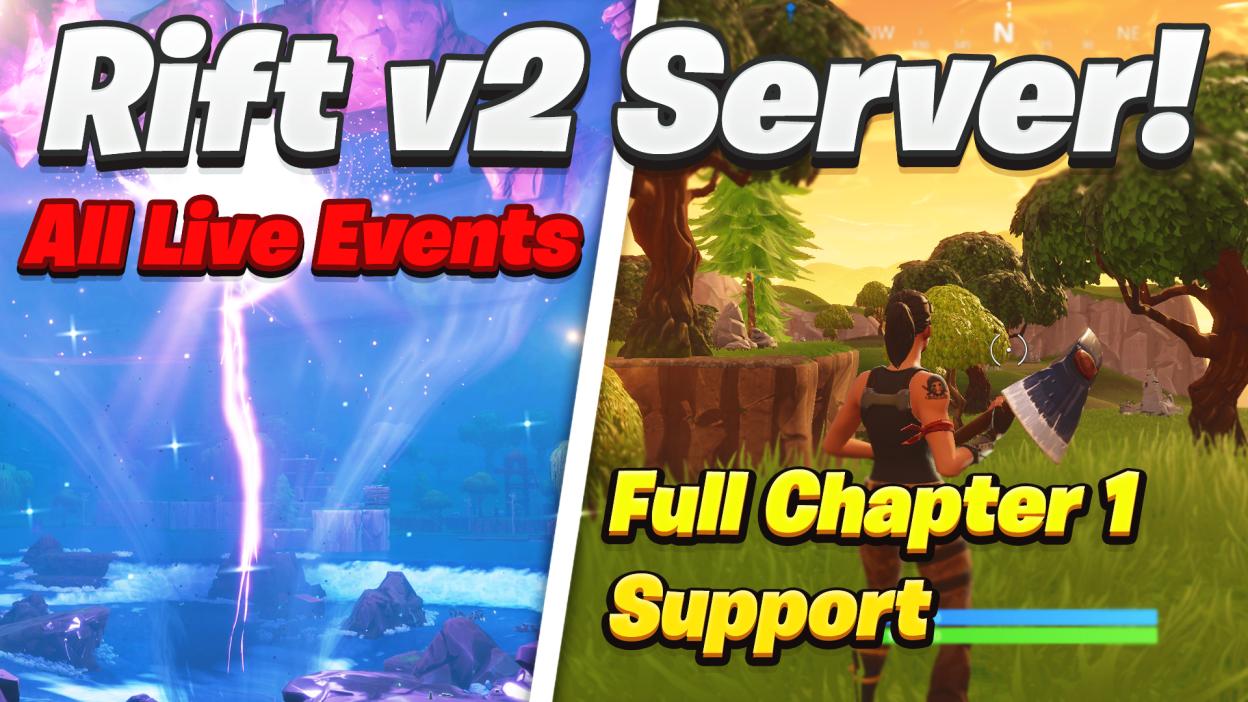 Rift v2 Private Server