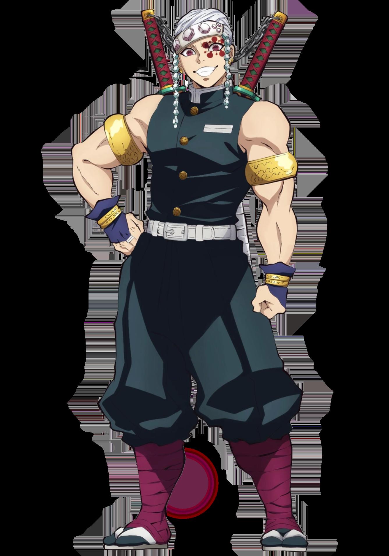 Takeshi Isamune Tengen_anime