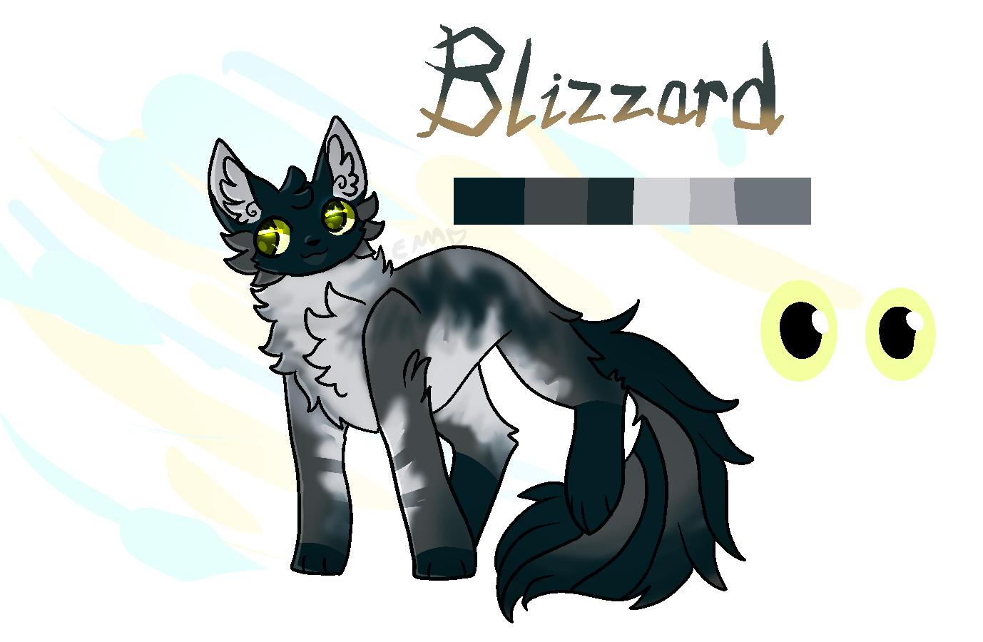 Bekijkt profiel - Blizzardkit Blizzard