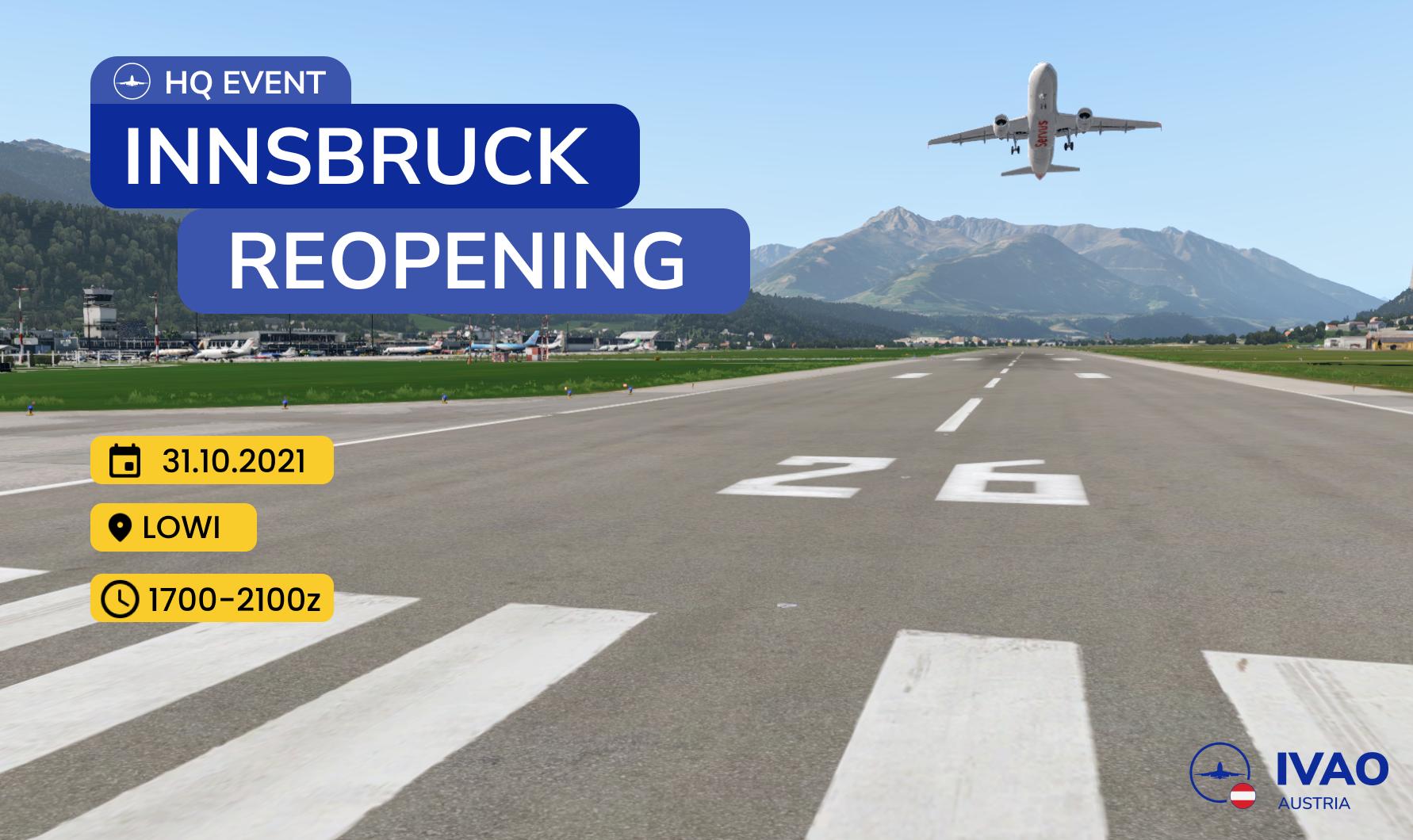 Innsbruck Reopening